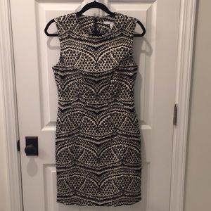 DVF Patterned Dress